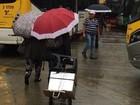 Chuva deixa SP em estado de atenção para alagamentos nesta quarta