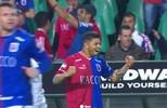 Os gols de Paraná 3 x 2 Atlético-MG pelas oitavas de final da Copa do Brasil