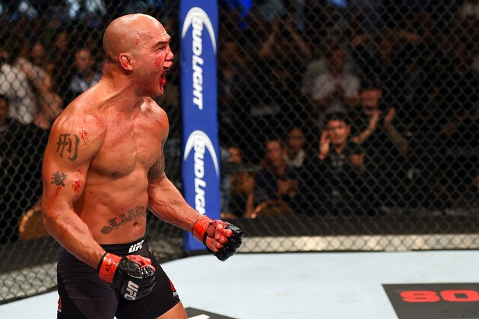 Robbie Lawler UFC 189 (Foto: Getty Images)