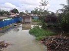 Casas construídas em canais de Macapá serão retiradas pela prefeitura
