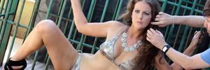 Ativista vai posar nua para 'Playboy', diz amigo (Luane Pariz/Arquivo Pessoal)