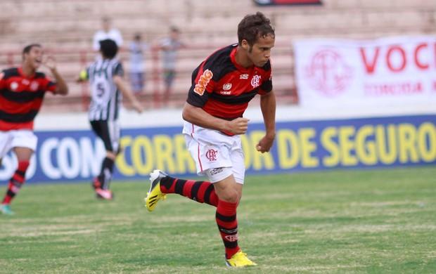 Douglas gol Flamengo copa são paulo de juniores (Foto: Bê Caviquioli / Futura Press)