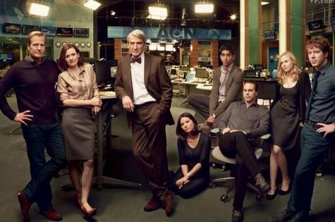 'The newsroom' (Foto: Reprodução da internet)
