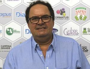 Robson Régis Silva, presidente do Conselho Deliberativo do Treze (Foto: Divulgação / Treze)