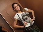 Diego Pombo reencontra ex-affair Alinne Rosa em Salvador
