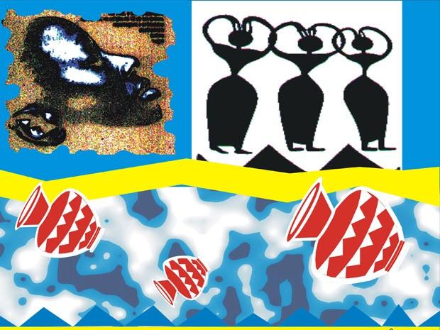 casa do benin mostra áfricas (Foto: Arte / Divulgação)