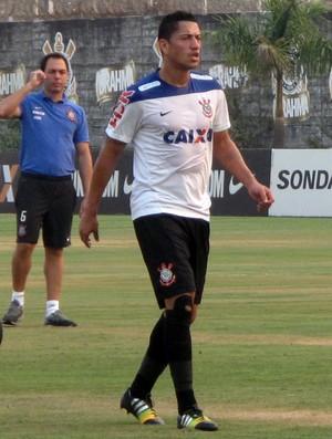 Treino Corinthians - Ralf (Foto: Rodrigo Faber)