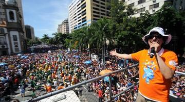 SIGA: Monobloco faz a 'saideira' do carnaval no Rio (Alexandre Durão/G1)