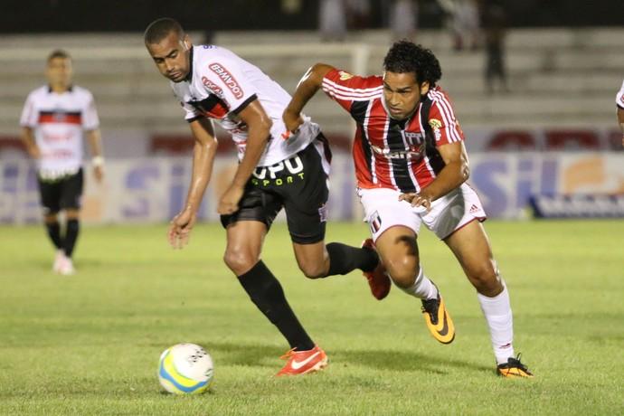 William entra e decide a favor do Botafogo (Foto: Rogério Moroti/Ag. Botafogo)