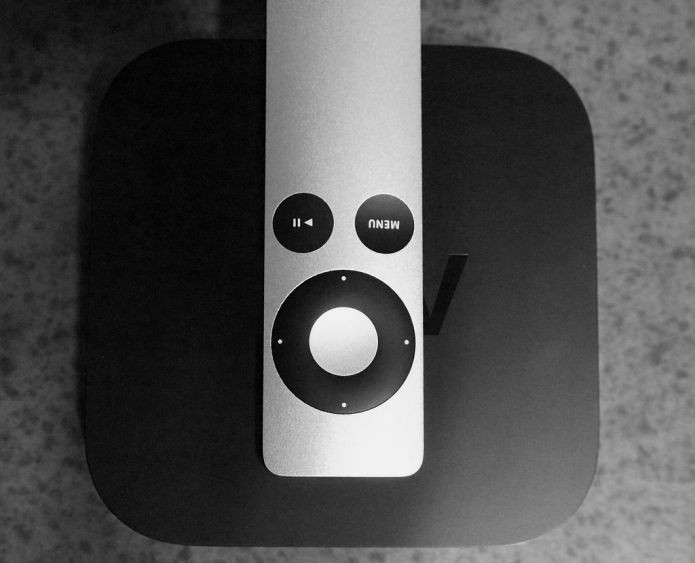 Controle sobre a Apple TV (Foto: Creative Commons/Flickr/motomachi24)