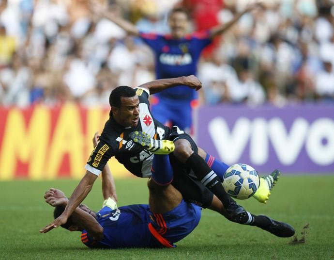 Serginho - Vasco x Sport (Foto: André Durão)