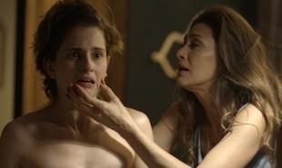Maria Fernanda Cândido comenta sequência de Ivana (Carol Duarte) cortando os cabelos em 'A força do querer': 'A cena é muito emocionante. Joyce ficará desnorteada e será difícil para ela superar a questão da transexualidade da filha' | TV Globo