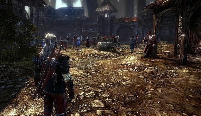 The Witcher 2 (Foto: Reprodução)