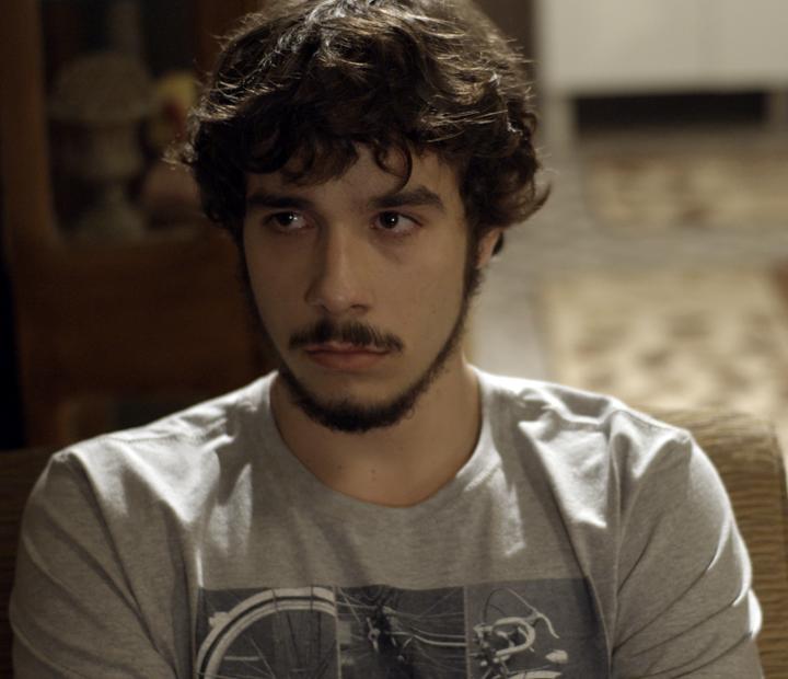 É, rapaz, a coisa tá feia para o seu lado... (Foto: TV Globo)