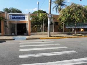 Unidade de Saúde da Família Dr. Aléxis Hakin em São João da Boa Vista (Foto: Divulgação/ Prefeitura de São João)