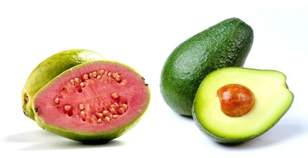 montagem  %+ frutas eu atleta (Foto: Getty Images)