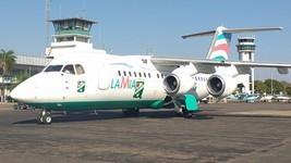 Avião tinha 17 anos e tinha transportado a seleção da Argentina (Reprodução/Facebook Lamia)