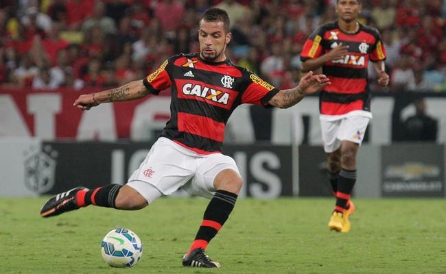 Canteros flamengo (Foto: Gilvan de Souza / Flamengo)