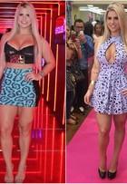 Ex-BBB Julia Nunes perde sete quilos em dois meses: 'Estava largada'