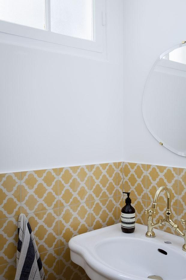 12 lavabos coloridos e cheios de personalidade (Foto: Divulgação)
