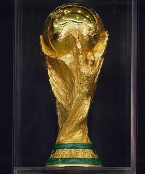 Taça Fifa - Copa do Mundo (Foto: EFE)