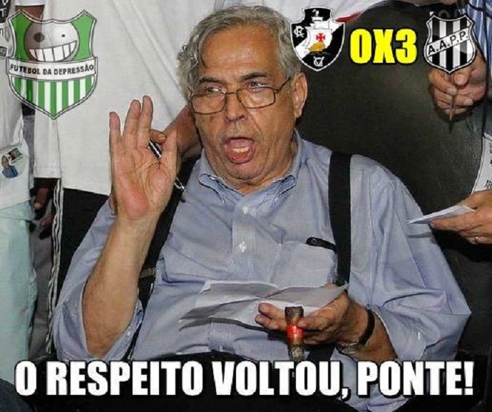 Zoação Vasco