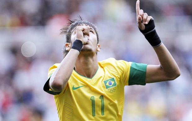 Neymar, Brasil e honduras, Futebol (Foto: Agência EFE)