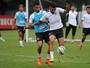 Fiorentina volta à carga por Gabriel e Thiago Maia; Santos não quer vender