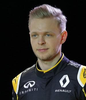 Kevin Magnussen será piloto da Renault em 2016 (Foto: AP)