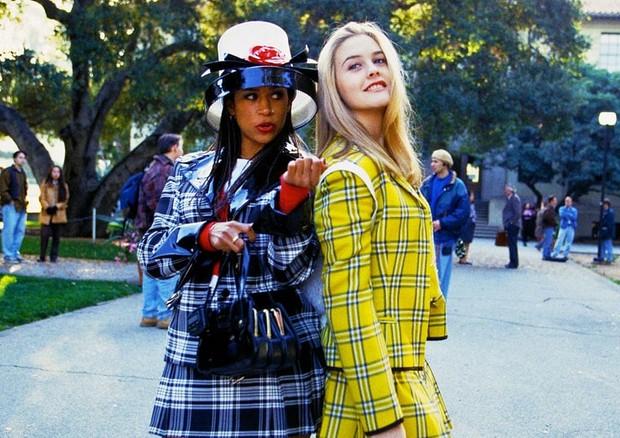"""Cena icônica de """"As Patricinhas de Beverly Hills"""" (Foto: Reprodução)"""