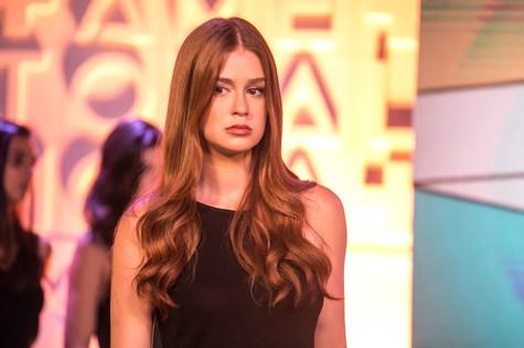 Marina Ruy Barbosa é Eliza em Totalmente demais (Foto: TV Globo)