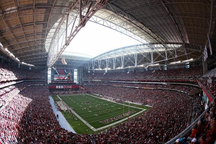 University of Phoenix Arizona Cardinals NFL (Foto: Christian Petersen / Getty Images)