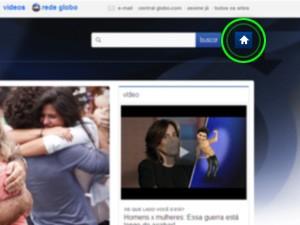 Faça de Guerra dos Sexos sua página inicial (Foto: Guerra dos Sexos/TV Globo)