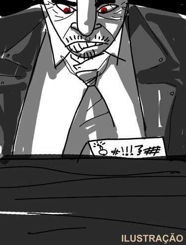 Chefe. (Foto: Arte/G1)