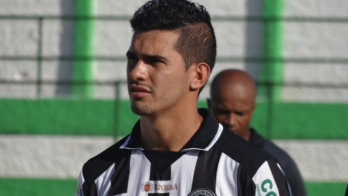 Fábio Alves, lateral do ASA (Foto: Leonardo Freire/GloboEsporte.com)