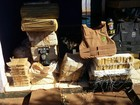 Operação contra o tráfico de drogas apreende 817 kg de maconha