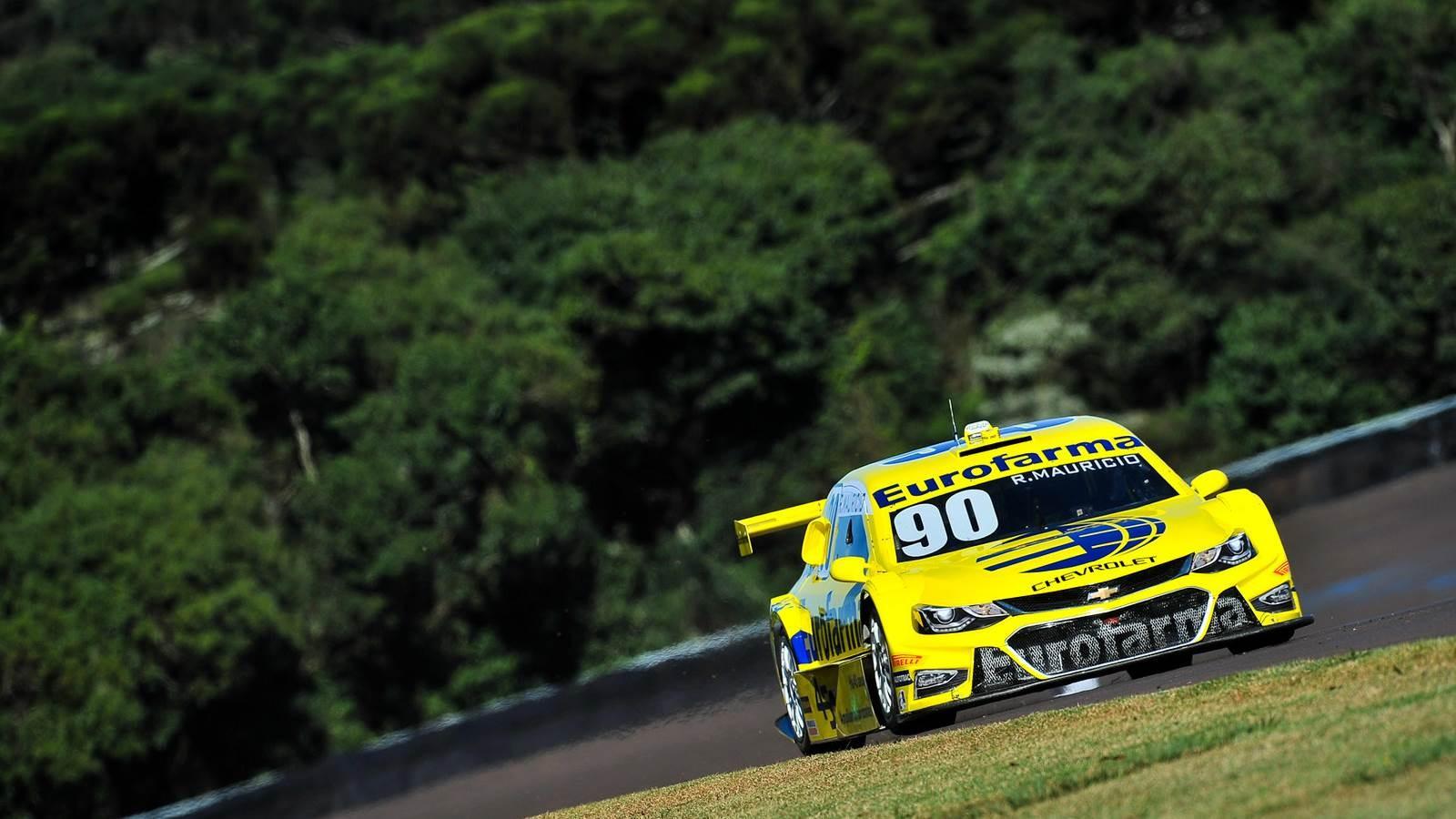 Ricardo Mauricio da RCM Motorsport (Foto: Divulgação/Vicar)