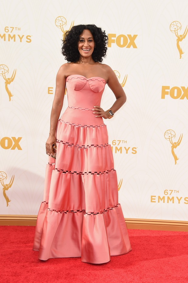 Tracee Ellis Ross no Emmy Awards (Foto: Getty Images)