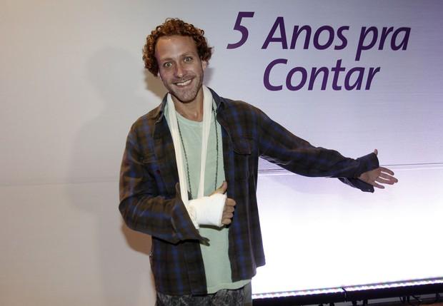 Sérgio Hondjakoff, o Cabeção (Foto: Celso Tavares)