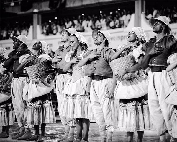 Ivete Sangalo agradece o desfile da Grande Rio (Foto: Reprodução/Instagram)