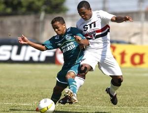 Tiago, atacante do São Paulo (Foto: Rubens Chiri / saopaulofc.net)