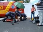 Morre idosa socorrida com fratura após ser atropelada duas vezes
