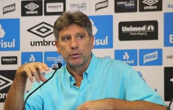 """Renato vê vantagem do Cruzeiro em semi por cansaço: """"Sai na frente"""""""