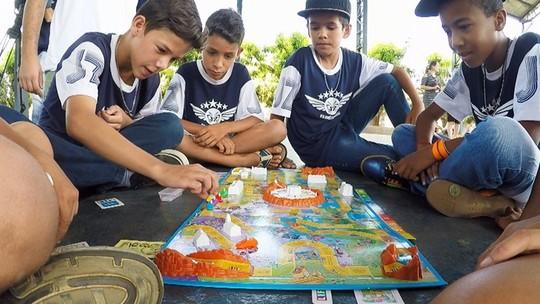 'De Ponta' apresentou brinquedos dos anos 80 para a criançada dos dias de hoje
