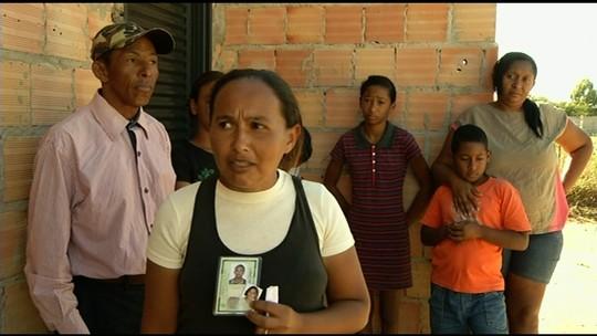 Família procura jovem que desapareceu no quintal de casa, em Luziânia