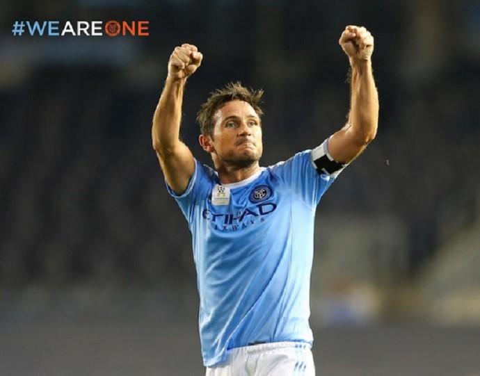 BLOG: Desencantou! Frank Lampard marca o primeiro gol pelo New York City