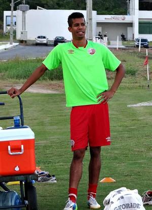 Douglas Náutico (Foto: Daniel Gomes)
