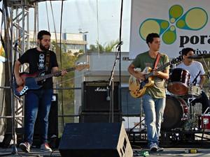 Grupos tocarão no Dezembro Independente, em Mogi das Cruzes (Foto: Guilherme Berti/Prefeitura de Mogi das Cruzes)