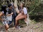 Ex-BBB Monique faz primeiro ensaio sensual, para o Paparazzo: 'Tranquila'