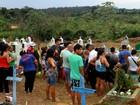 'Queria minha filha de volta', diz pai de 3ª vítima de explosão em Manaus